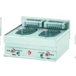 Friteuse / Elektro E65 / F20 -7 T / 2 x 10 Liter