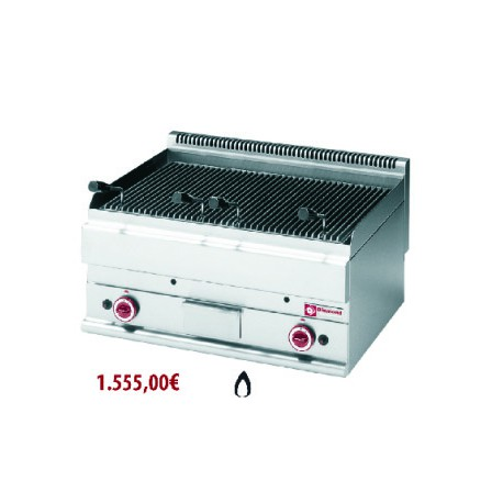 Gas Lavasteingrill G 65 / GPL 4 T (4730 kcal/h)