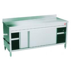 Arbeitsschränke mit Schiebetüren TA 167/M (110 Kg.)