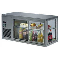 Aufsatzkühlvitrine VES 209