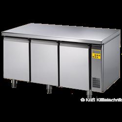 Bäckereikühltisch BKTF 3010 O (für Zentralkühlung)
