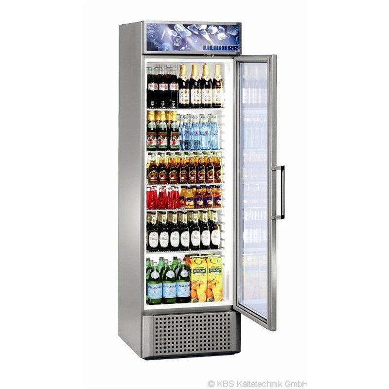 FKDv 3713 Display Getränke Kühlschrank - MS-Gastrotech
