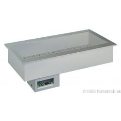 Armonia Einbaukühlwanne GN 4/1 still ohne Maschine