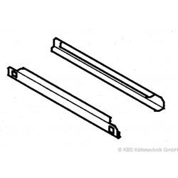Auflagenschienenpaar L Form