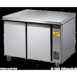Bäckereikühltisch BKTF 2000 O (für Zentralkühlung)