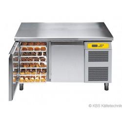 Bäckereikühltisch BKTF 2010 M (mit Arbeitsplatte)