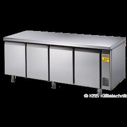 Bäckereikühltisch BKTF 4020 O (für Zentralkühlung)