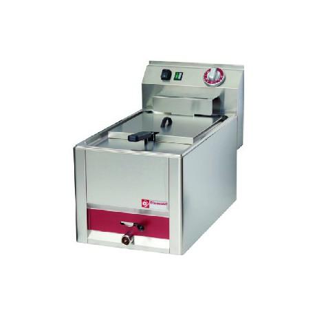 Friteuse / Elektro ES 6 / F8T - N (8 Liter / 3 Kw)