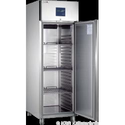 Edelstahl Kühlschrank KU 717