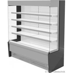 Edelstahlwandkühlregal Paros Pro E 192