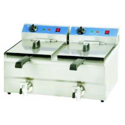 Friteuse / Elektro 291095 (2 x 5 Liter)