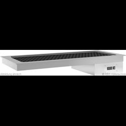 Einbau-Kühlplatte Compact C-EKP GN 3/1 Zentralkühlung