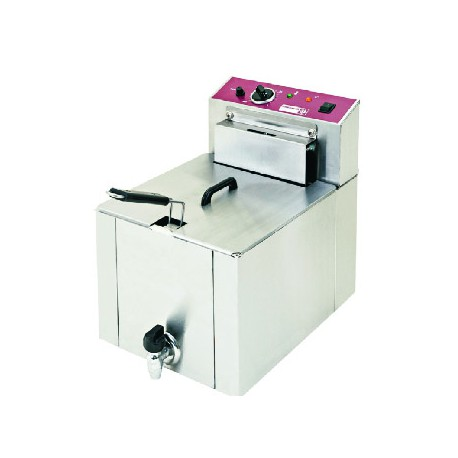 Friteuse / Elektro F12TR / SP (12 Liter)