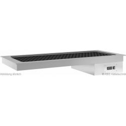 Einbau-Kühlplatte Compact C-EKP GN 6/1 Zentralkühlung