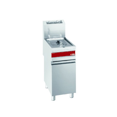 Friteuse / Gas F15G/M (375 x 650 x 845 mm)